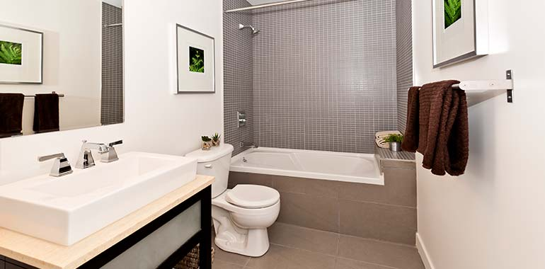 Bathroom Remodeling Renovation Contractor Services - Bathroom remodeling bloomington in